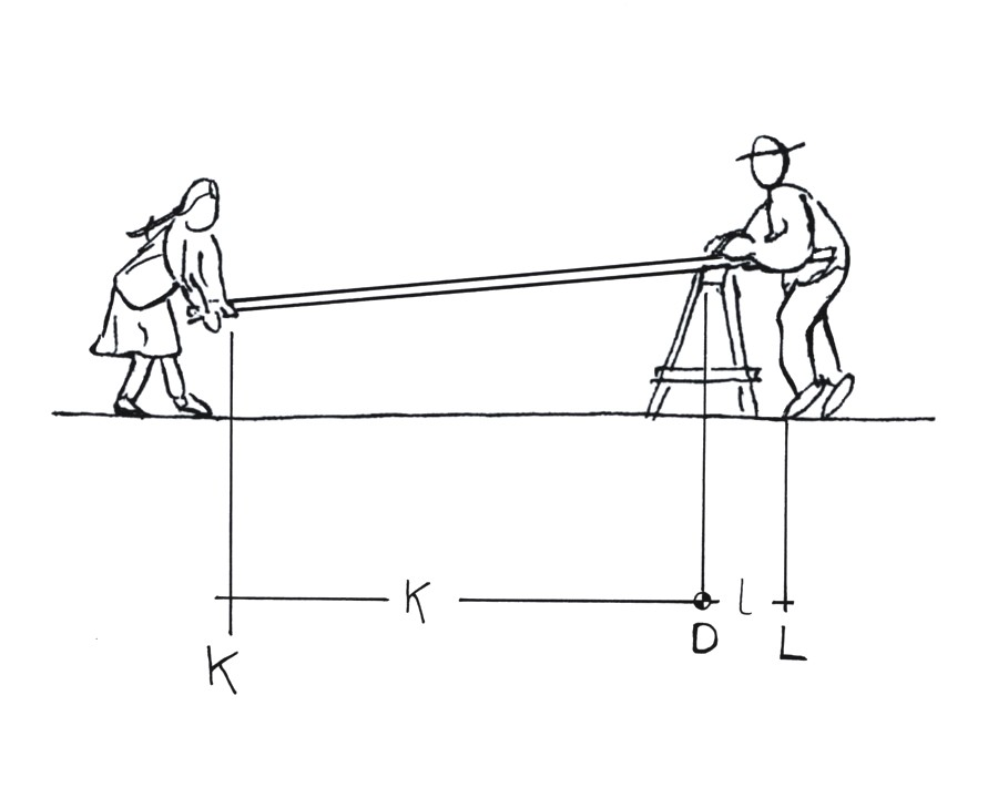 Variationen des Hebels - Physik an der Waldorfschule