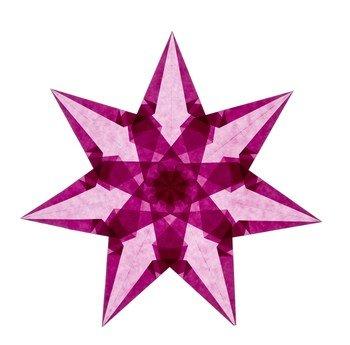 Symmetrien weihnachtssterne falten praktische anregungen zu weihnachten - Stern falten anleitung kindergarten ...